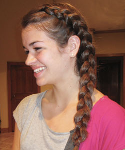 Admirable 4 Easy Fall Braid Hairstyles Short Hairstyles For Black Women Fulllsitofus