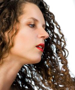 type 3 curls moisturized