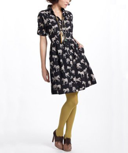 Anthropologie Hilda Shirtdress