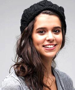 Urban Excess Womens Goorin Hot Chocolate Beret Beanie Hat