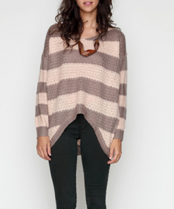 Oversized InTheory Sweater from Need Supply Co.