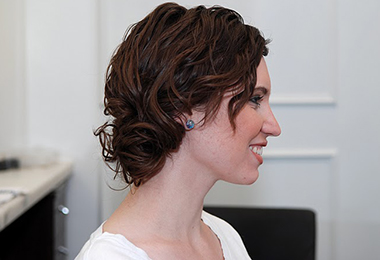 5 No Fuss Curly Hairstyles