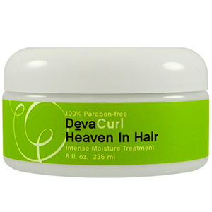 Apply rich conditioner to hair in a steamy shower and let it soak into your strands.