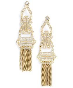 Work of Art Deco Earrings