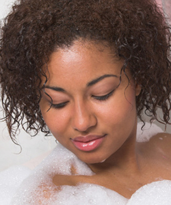 Moisturize your curls