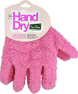 Hotheads Hand Dry Hair Glove