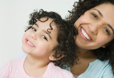 5 Curly Hair Tips for Busy Moms