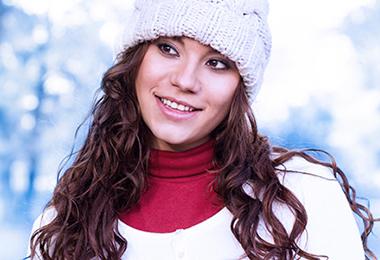 5 Secrets for Gorgeous Winter Curls