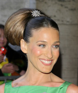 Sarah Jessica Parker at the NYC Lincoln Center Ballet Gala