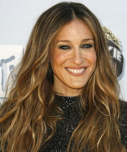 Sarah Jessica Parker at the MTV Movie Awards in 2008