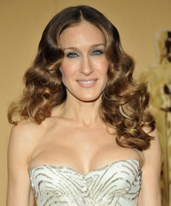 Sarah Jessica Parker at the Academy Awards in 2009