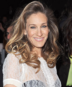 Sarah Jessica Parker at Louis Viton