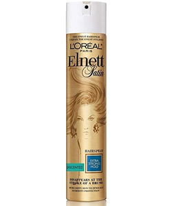 L'Oréal Paris Elnett Satin Extra Strong Hold Unscented