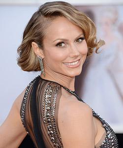 Stacy Keibler Oscars 2013