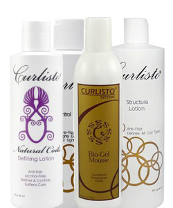 Curlisto Styling Products