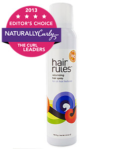 Hair Rules Volumizing Hair Spray