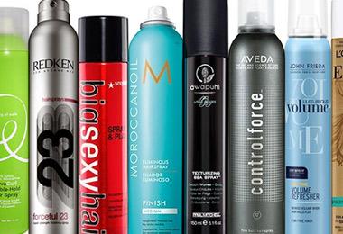 12 Best Hair Sprays