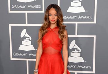 Grammys 2013 Fashion Highlights