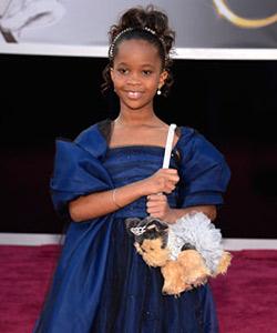 Quvenzhane Wallis Oscars 2013