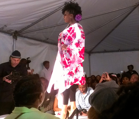 Spring Trends at Fro Fashion Week