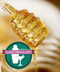 Honey Curly Mixology
