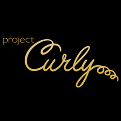 Project curly logo