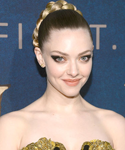 Amanda Seyfried braid