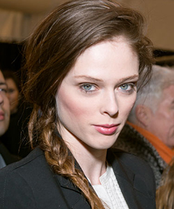 Coco Rocha braid