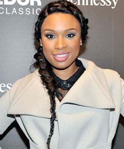 Jennifer Hudson braid