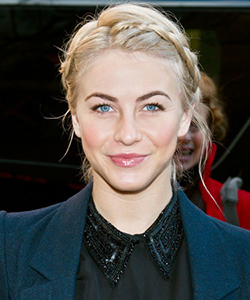 Julianne Hough braid