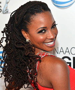 Celebrity Natural Hairstyles - Slide 12