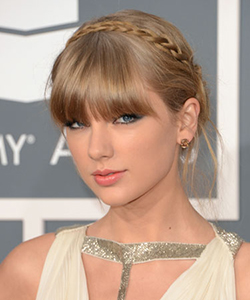 Taylor Swift braid