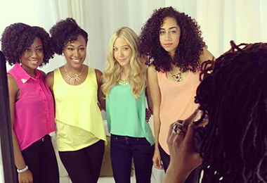 YouTube Stars Talk L'Oreal Paris EverCurl