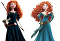 Disney Gives Brave's Merida a Makeover