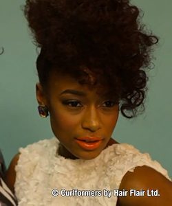 Curlformers: 3 Curly Transformations | Video