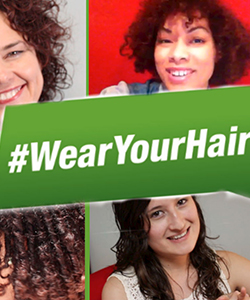 Wear Your Hair Curly Day!