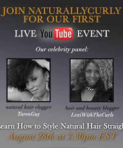 First Live YouTube Event!