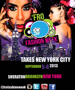 'Fro Fashion Week