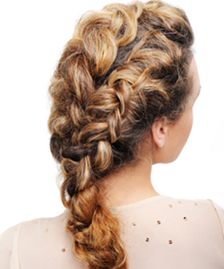 4 Ways to Style Braids Better
