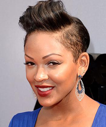 Brilliant 12 Celebrity Undercuts Hairstyles For Women Draintrainus