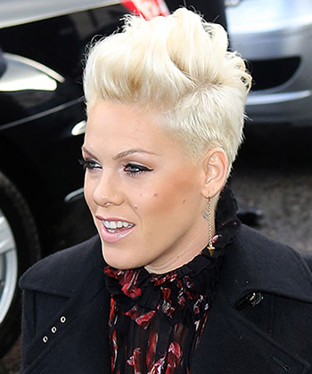 47 Celebrities with Pink Hair - Pink Hair Color Ideas To ...