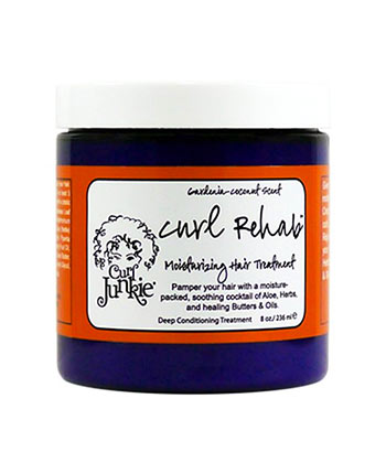 Ouidad Curl Recovery Melt Down Extreme Repair Mask
