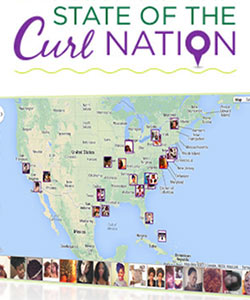 Put Your Curls On the Instagram Map
