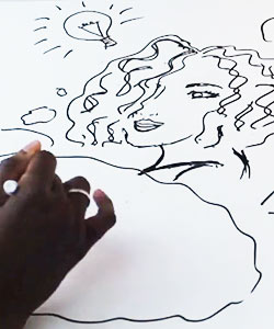 Draw My Life The Naturallycurly Story Video Naturallycurly Com