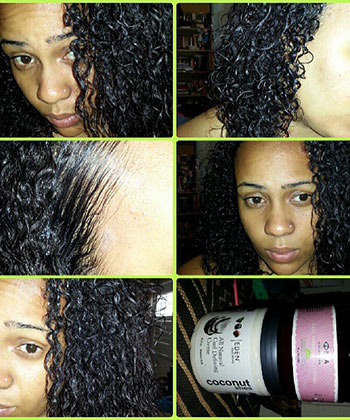 obia natural hair care curly product review