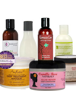 Top 10 Deep Conditioners for Transitioning Hair