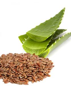 Flaxseed Gel vs. Aloe Vera Gel