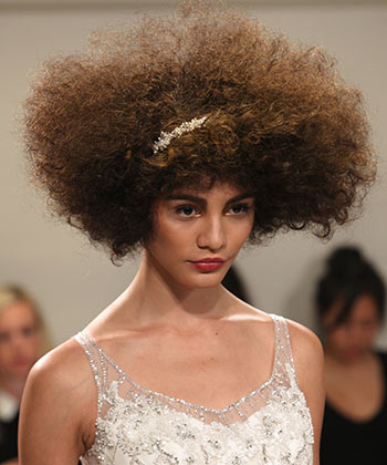 Curls on the Runway: Get the Look
