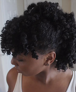 4 Natural Hairstyles to Get You Out of Your Wash N Go Rut
