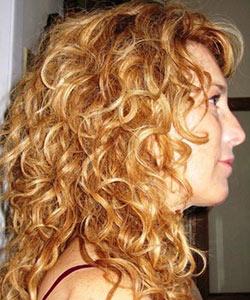 Deanna's Curly Hair Journey